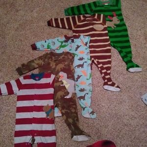 12 month Sleepers Carter's